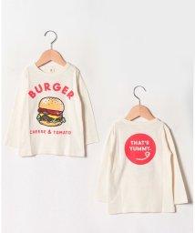 JEANS‐b2nd/BURGERロングTシャツ/502520295