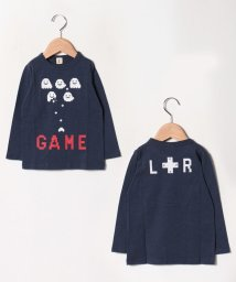 JEANS‐b2nd/GAMEロングTシャツ/502520296