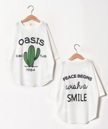 JEANS‐b2nd/OASISロングTシャツ/502520299
