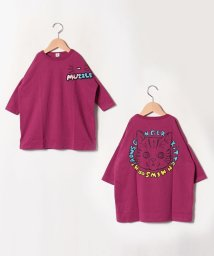 JEANS‐b2nd/MUZZLEロングTシャツ/502520301