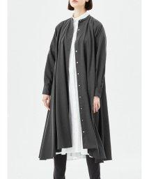 MARcourt/【mizuiro ind】flared shirtワンピース/502520646