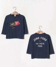 JEANS‐b2nd/JUNK FOODロングTシャツ/502520648