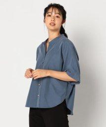 fredy emue/ポプリンBIGシャツ/502521721