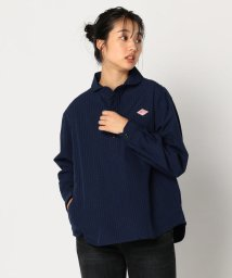 FREDY&GLOSTER/【DANTON/ダントン】丸えりGINGHAMシャツ #JD-3564 PGM/502521826