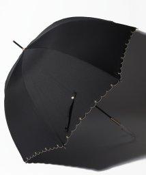 pink trick/【晴雨兼用傘】プチスターポイント深張長傘 (UVカット&軽量)/502523788