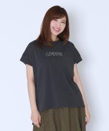 LASUD/[RADIATE]CLEMENTINE ロゴTシャツ (New Color)/502528887