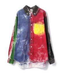 LHP/TIGRAN AVETISYAN/ティグランアヴェティスヤン/Painted L/S Shirts/502530050