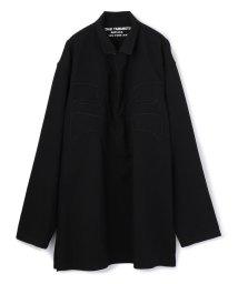 LHP/yohjiyamamoto/ヨージヤマモト/Piping Shirts/502530132