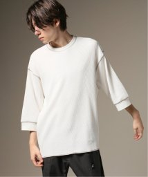 JOURNAL STANDARD relume Men's/ハイゲージ WAFFLE Tシャツ/502530864