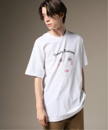 JOURNAL STANDARD relume Men's/FAMILY BOOK STORE/ファミリーブックストア  FACE Tシャツ/502530964