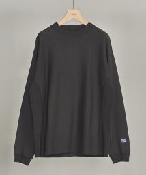 BEAUTY&YOUTH UNITED ARROWS/【別注】 <CHAMPION(チャンピオン)> REVERSE WEAVE 9.4oz MOCKNECK LONG SLEEVE TEE/カットソー/502531023