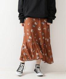 Spick & Span/Deveaux タックティアードスカート◆/502531205