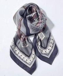 NIJYUSANKU/ベルトモチーフ スカーフ/502531649
