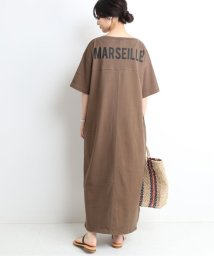SLOBE IENA/《追加》MARSEILLE Tシャツワンピース◆/502531974