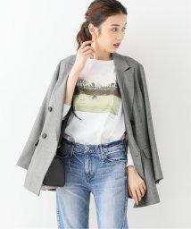 Spick & Span/【+81BRANCA】フォトTシャツ(L/S)/502532274