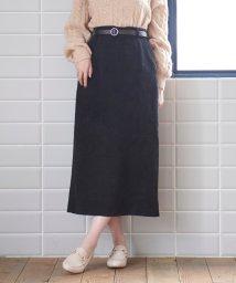 MAJESTIC LEGON/太コールロングスカート/502356680