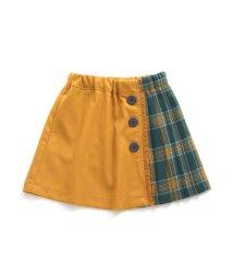 BREEZE/ネット限定 チェック切替スカート/502379797