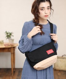 Manhattan Portage/Suede Fabric Casual Messenger Bag JR/502502595