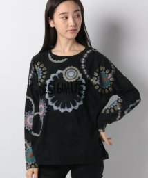 Desigual/WOMAN KNIT T-SHIRT 3/4 SLEEVE/502514840