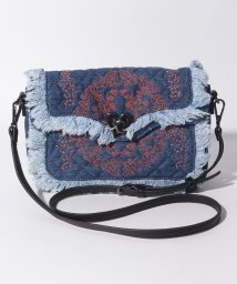 Desigual/ACCESSORIES FABRIC ACROSS BODY BAG/502515085
