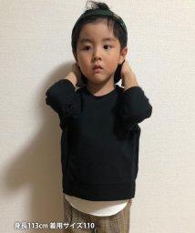 coen/【先行販売・coen キッズ / ジュニア】ミニ裏毛×ワッフルタンクトップ2セット/502523215