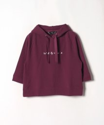 To b. by agnes b./【WEB限定】WO13 HOODIE ロゴパーカー/502527548