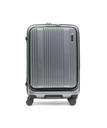 BERMAS/【日本正規品】バーマス スーツケース BERMAS キャリーケース フロントオープン INTER CITY インターシティー 53L 60501/502533555