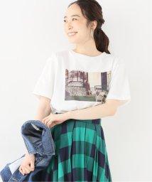 Spick & Span/【+81BRANCA】フォトTシャツ (S/S)/502534750