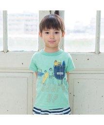 BREEZE/デニムポケットTシャツ/501210467