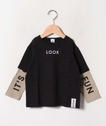 JEANS‐b/LOOKロングTシャツ/502520231