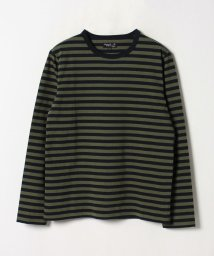 agnes b. HOMME/J008 TS ボーダーTシャツ/502530655