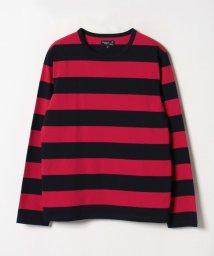agnes b. HOMME/J019 TS ボーダーTシャツ/502530656