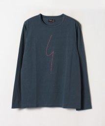 agnes b. HOMME/SE30 TS ポワンディロニーTシャツ/502530658