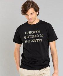 agnes b. HOMME/SCK4 TS メッセージTシャツ/502530660