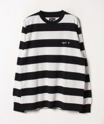 agnes b. HOMME/SCN6 TS ボーダーTシャツ/502530663