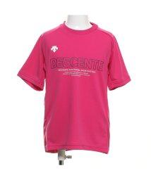 DESCENTE/デサント DESCENTE ジュニア バレーボール 半袖Tシャツ ハンソデプラクテイスシヤツ DVJOJA50/502536401