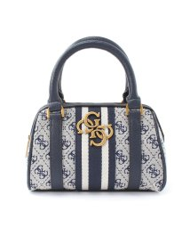 GUESS/ゲス GUESS GUESS VINTAGE MINI SATCHEL (NAVY)/502536454