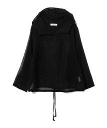 Demi-Luxe BEAMS/Demi-Luxe BEAMS / フード付 オーバーシャツ/502470079