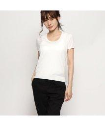 Rename/リネーム Rename デザインUネックカットソー (ホワイト)/502529832