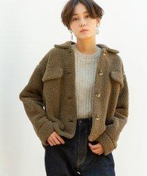 coen/【先行販売】ボアCPOジャケット(防風)/502538310