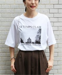 IENA/《追加予約》paris photo Tシャツ◆/502542341