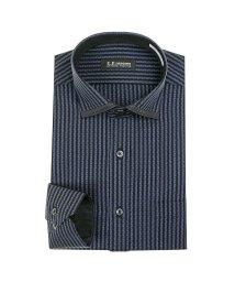 U.P renoma/U.P renoma 長袖 ショートカラーワイドカラーボタンダウンワイシャツ/502542416