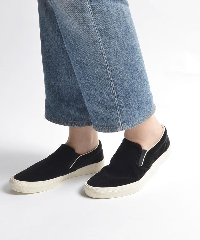 【SHIPS for women】KEDS:SP MAIN SAILII SLD