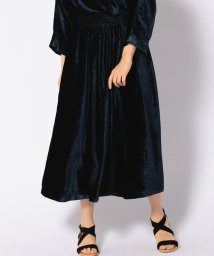 SHIPS WOMEN/【SHIPS for women】(3253)3253NL:VELVET GATHER SK   /502542761