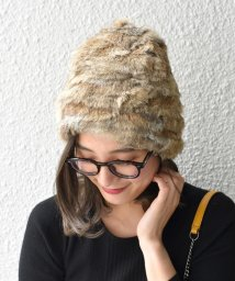 SHIPS WOMEN/【liflattie ships】LEA CLEMENT:RABBIT CAP          /502542829