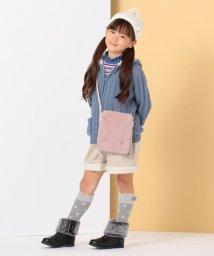 KUMIKYOKU KIDS/【KIDS雑貨】ファーポシェット バッグ/502543219