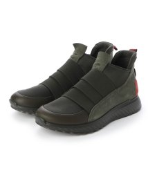 ECCO/エコー ECCO ECCO ST.1 M (DEEP FOREST/DEEP FOREST/FIRED BRICK)/502544312