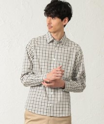 S.ESSENTIALS MENS/ウェザーチェック シャツ/502444600