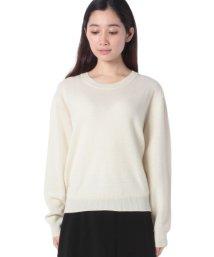 BENETTON (women)/クルーネックオーバーサイズニット・セーター/502518027