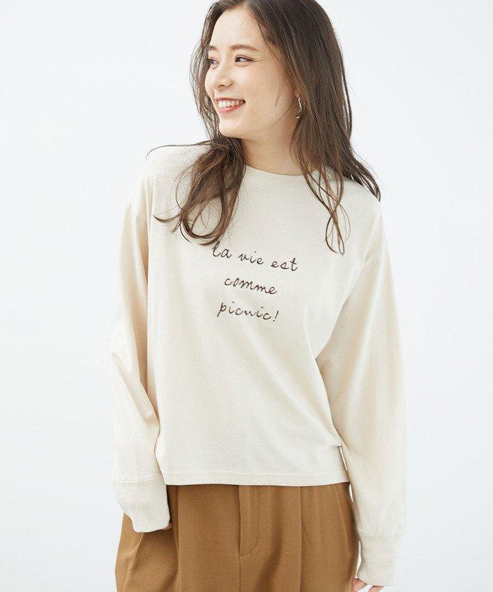 BIGロングTシャツ
